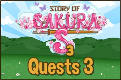 Story of Sakura Quests 3