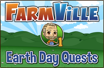 Earth Day Quests