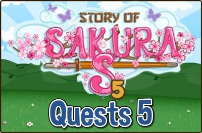 FV Story of Sakura Quests 5