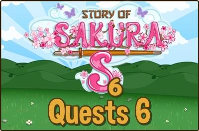 FV Story of Sakura Quests 6