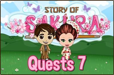 FV Story of Sakura Quests 7