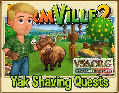 Fv 2 Yak Shaving