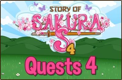 Story of Sakura Quest 4