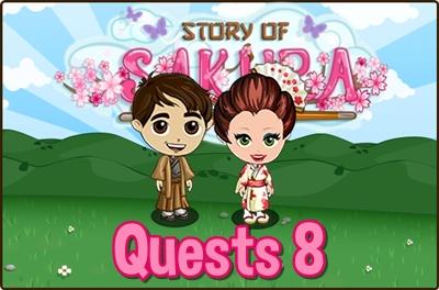 FV Story of Sakura Quests 8