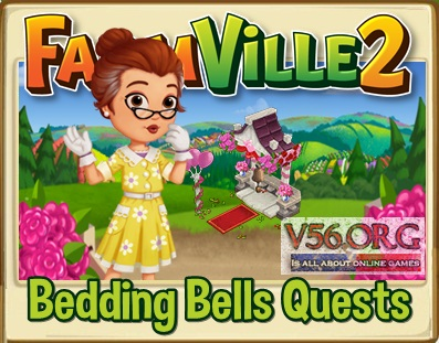 Bedding Bells Quests