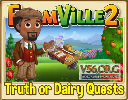 FV Truth or Dairy Quests