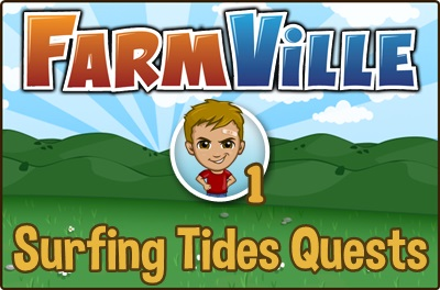 Surfing Tides Quests