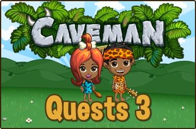 Caveman Club Quests 3