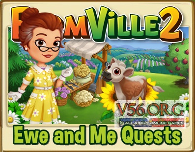 Farmville 2 Ewe and Me