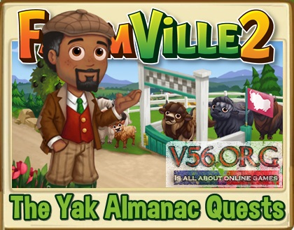 Farmville 2 The Yak Almanac Quest