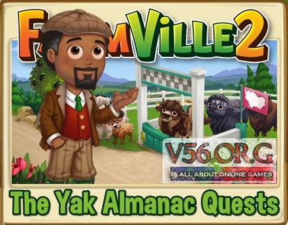 Farmville 2 The Yak Almanac Quest