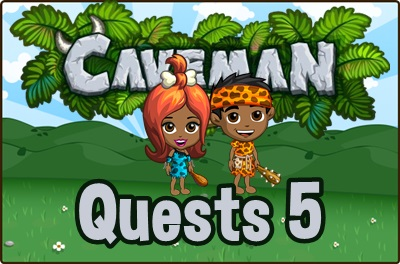 Farmville Caveman Club Quests 5