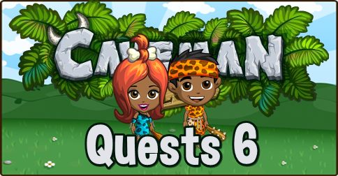 Farmville Caveman Club Quests 6
