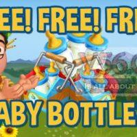 Free Baby Bottles!