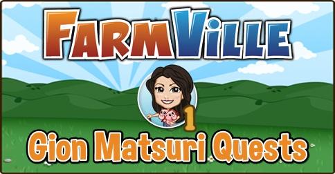 Gion Matsuri Quests