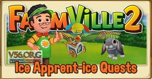Ice Apprent-ice Quests