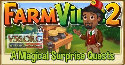 FV A Magical Surprise Quests
