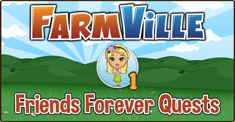 Farmville Friends Forever Quests