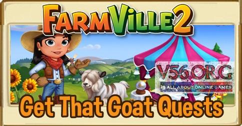 Get That Goat Quests