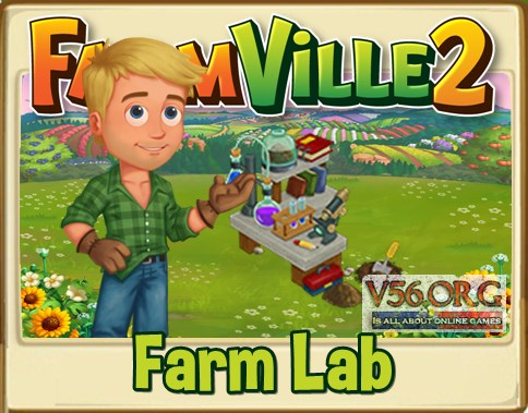 Farm Lab Built