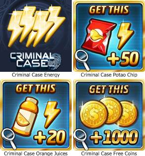 criminal case free gifts